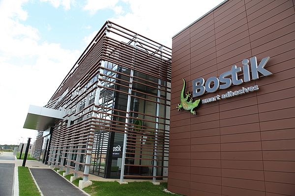 Bostik inaugure son nouveau « Bostik Smart Technology Centre »