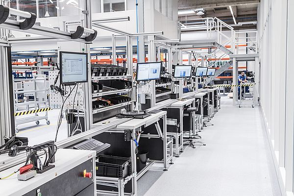Boge inaugure son usine intelligente