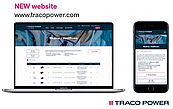 Traco Power inaugure son nouveau site Internet