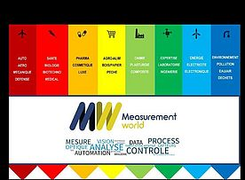 Lancement du salon MEASUREMENT WORLD
