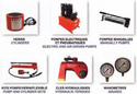 Hi-Force, hydraulic tools