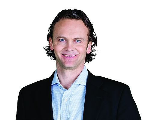 Anders Hansson,directeur marketing de HMS