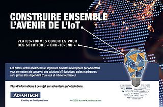 Solutions IoT d'Advantech