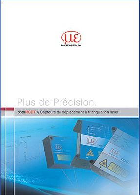 Catalogue de déplacement laser