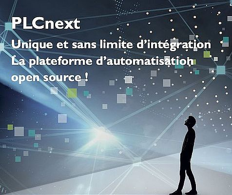 PLCnext, la plateforme d'automatisation open source