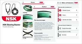 NSK Bearing Doctor disponible en français